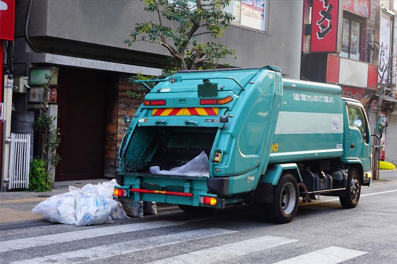 廃棄物処理法とは?