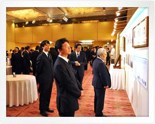 弊社創業者 山本武雄の「お別れの会」を開催いたしました。
