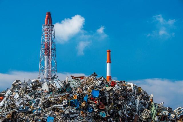 産業廃棄物の中間処理とは
