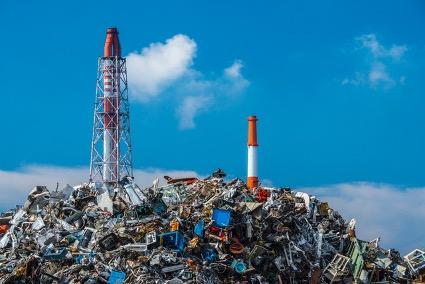 産業廃棄物の処理責任はだれにある?