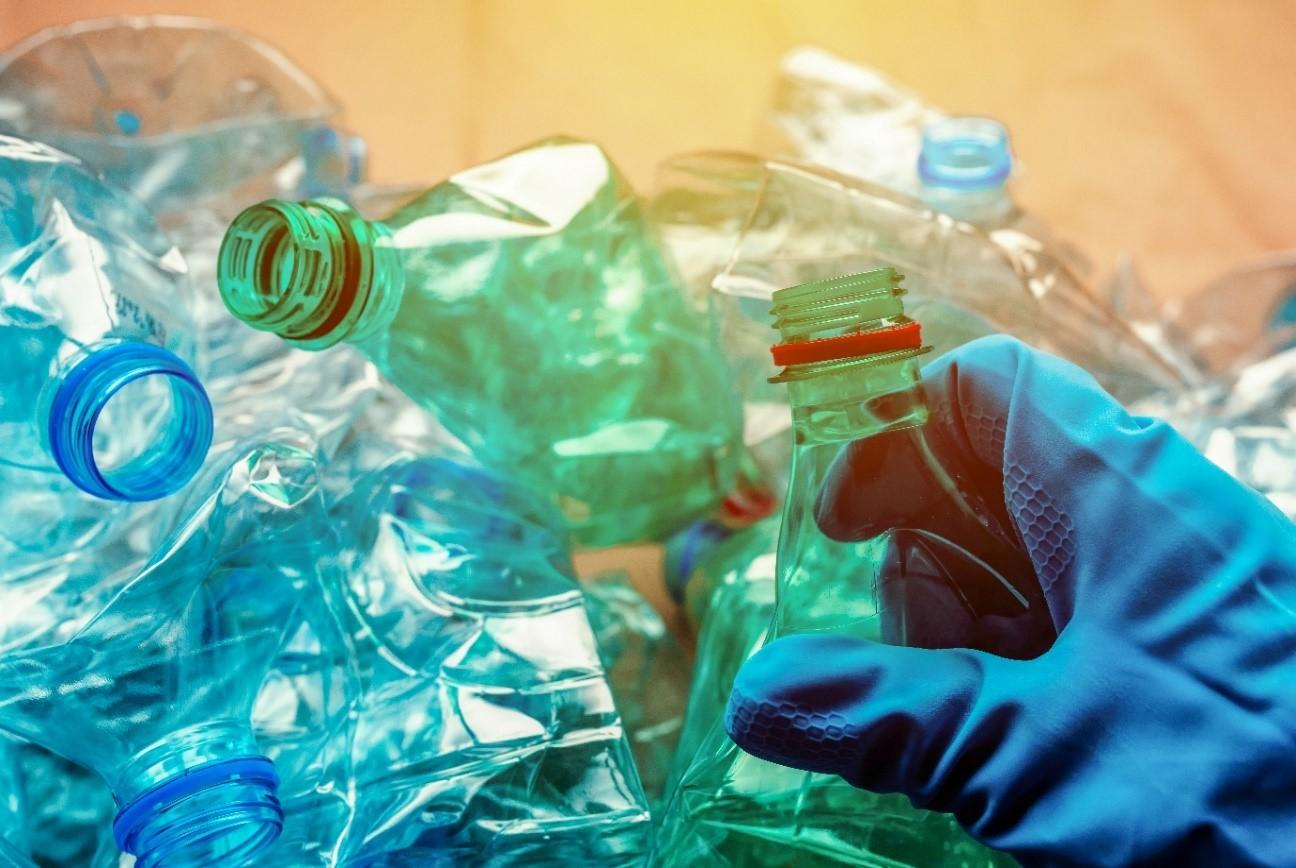 事業系ごみで排出されるペットボトルについて解説
