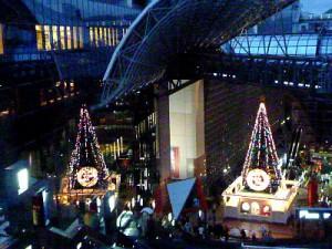 京都駅ツリー